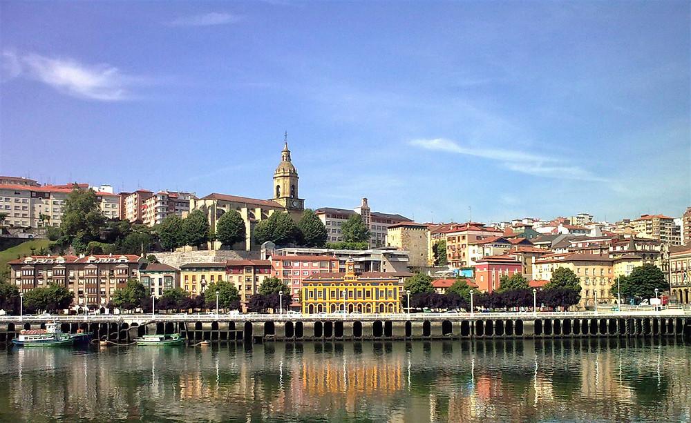 Побережье Бискайи: Португалете (Страна Басков, Испания) CC BY-3.0-ES 2012/EJ-GV/Irekia-Gobierno Vasco/Willy Casero