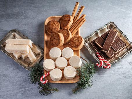 Рождественские сладости в Испании