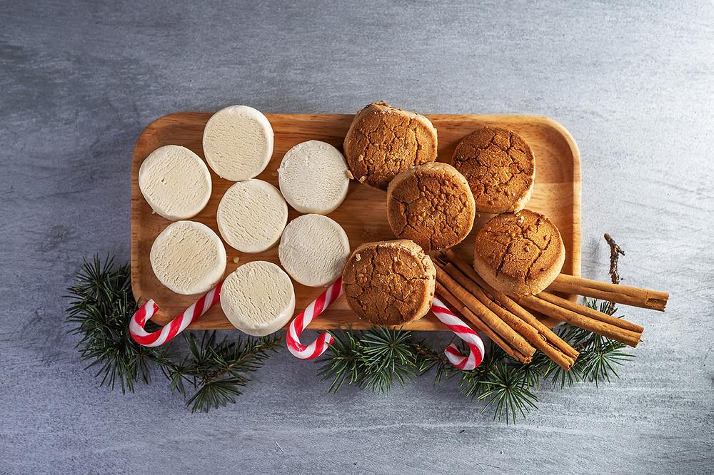 Рождественские сладости в Испании: польвороны и мантекадо
