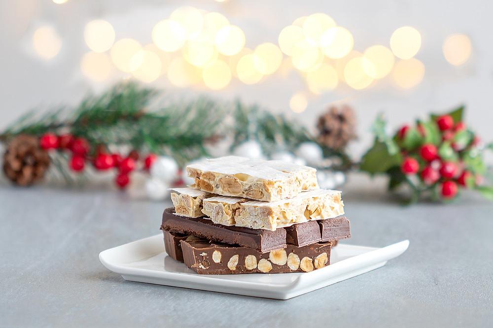Рождественские сладости в Испании: туррон