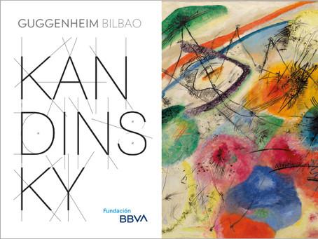 Музей Гуггенхайма в Бильбао: выставка работ Василия Кандинского