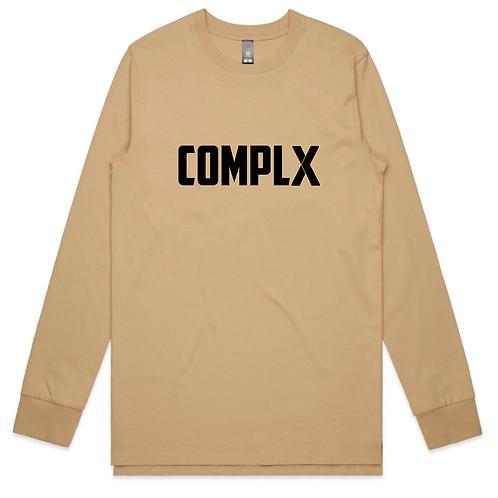 COMPLX LS TEE