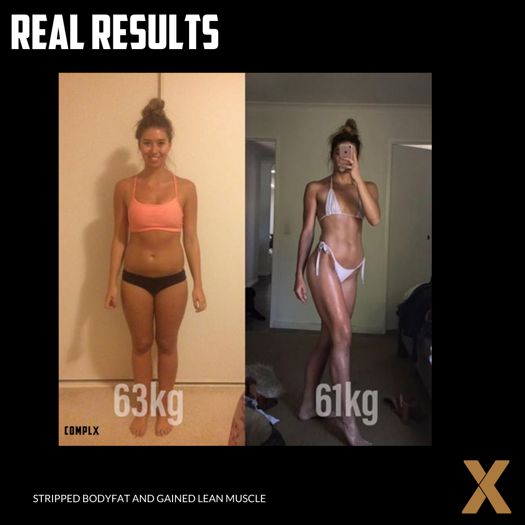complx fitness weight loss