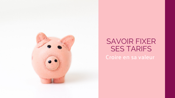 marketing tarif freelance indépendant artiste