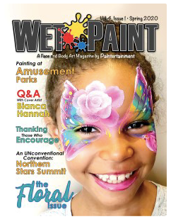 blog facepainting bodypainting maquillage magazine