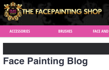 blog facepainting bodypainting maquillage