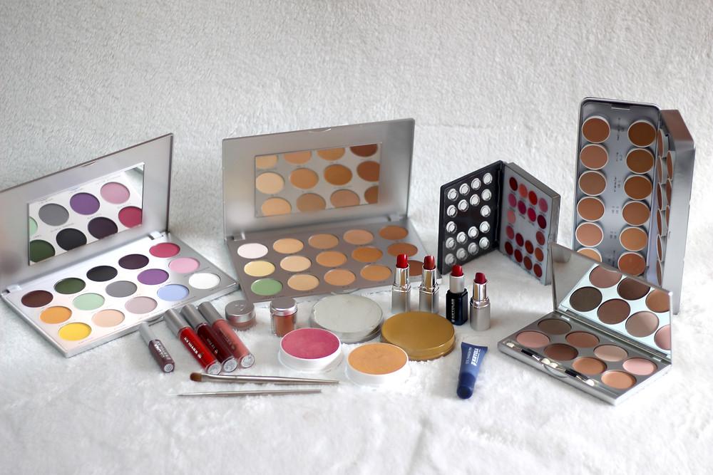 maquillage palette de maquillage