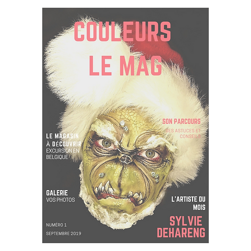 Couleurs le Mag- Issue 1