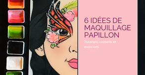 6 idées de maquillage papillon
