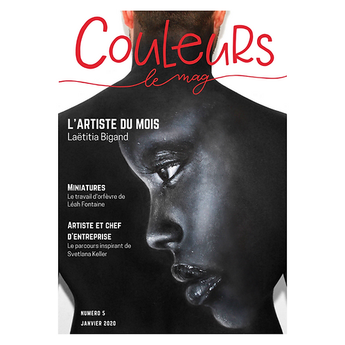 Couleurs le Mag- Issue 5