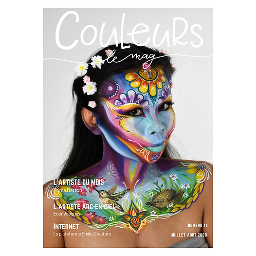 Couleurs le Mag- Issue 11