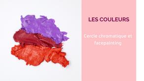 Cercle chromatique et maquillage