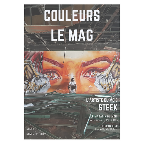 Couleurs le Mag- Issue 3