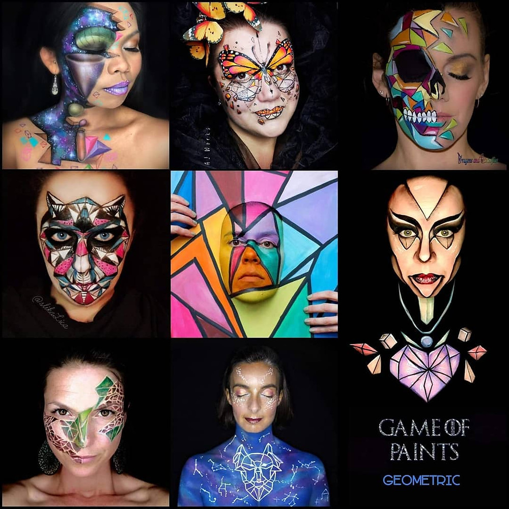facepainting bodyâinting maquillage artistique