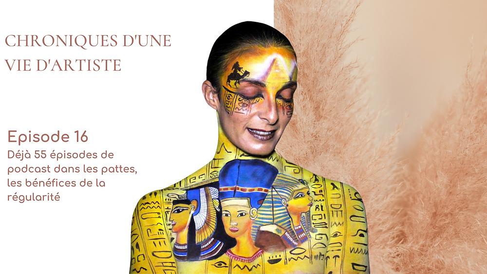 maquillage artistique article de blog chroniques d'une vie d'artiste