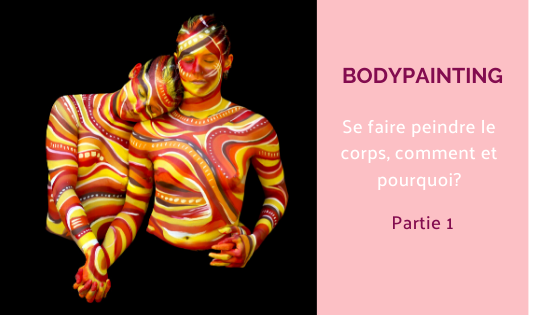 bodypainting twins maquillage artistique