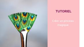Comment créer des pinceaux magiques