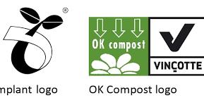 Gooi afbreekbare plastics niet op jecomposthoop.
