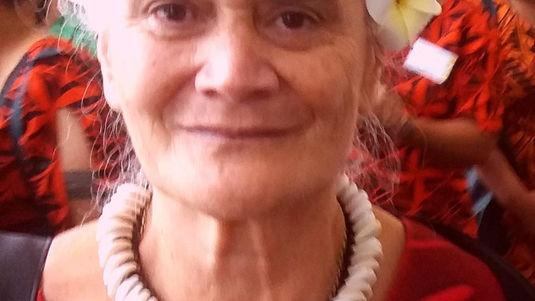 Tagaloatele Prof Peggy Fairbairn-Dunlop