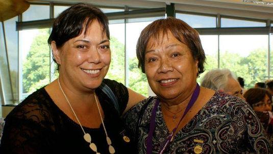Sally Dalhousie and mum