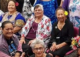Frances Campbell, Beryl, Lotu and other members