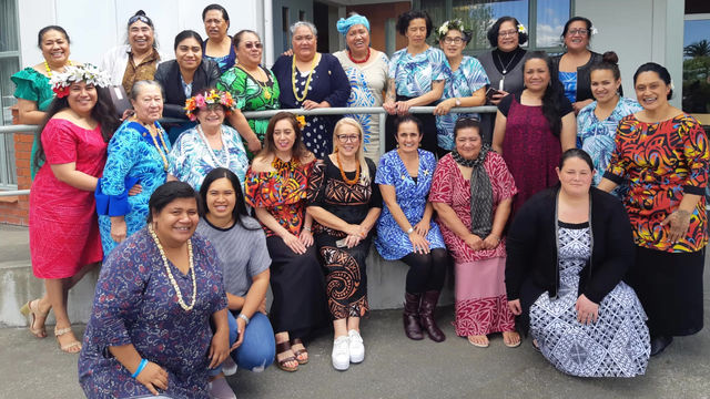 PACIFICA National Council meets in Napier Hawkes Bay, 19 October 2019