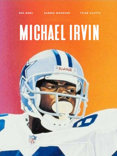Michael irvin #33
