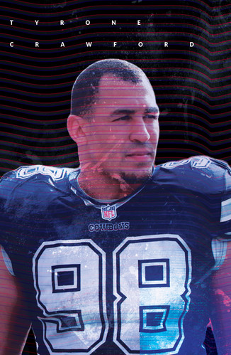 Tyrone Crawford #9