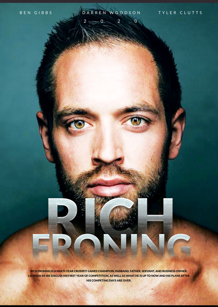 Rich Froning #15