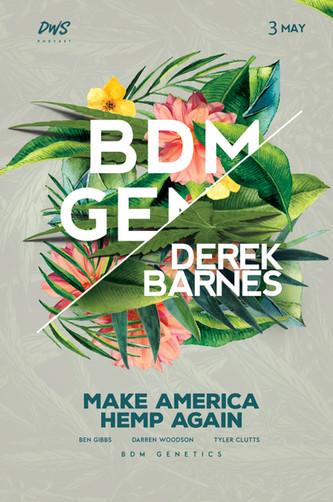 Derek Barnes #13