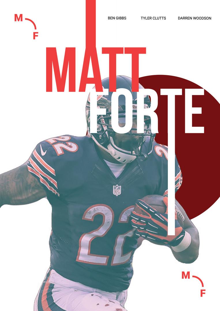 Matt Forte #17