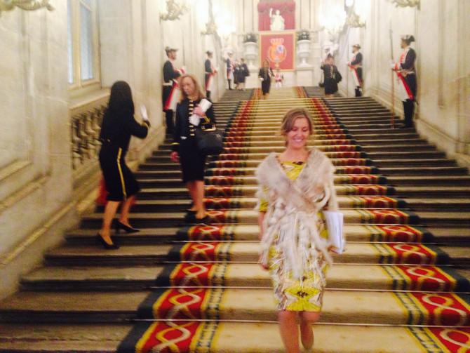 Diseños con el corazón: del Palacio Real a Senegal