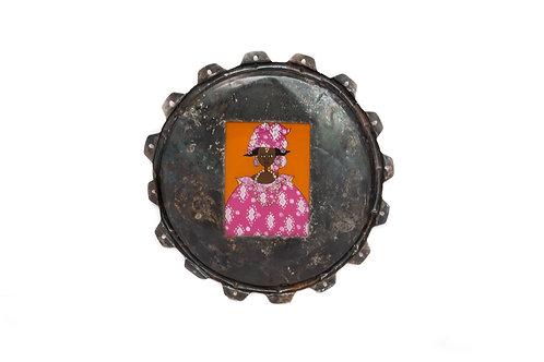 Abdoulaye Thiam Tapa de Bidón Reciclaje Suwer