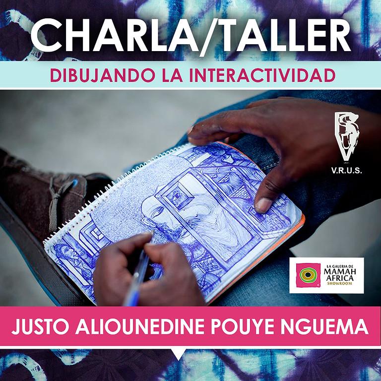 """TALLER """"DIBUJANDO LA INTERACTIVIDAD"""""""