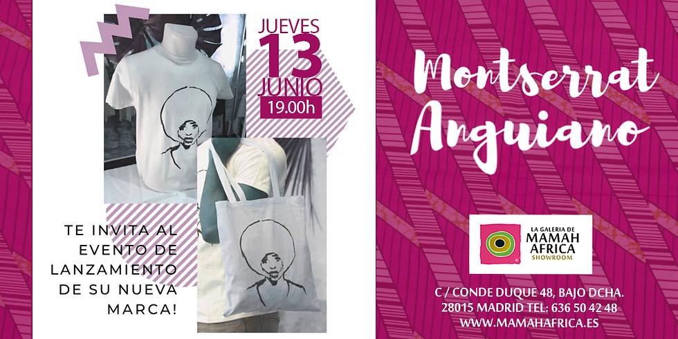 PRESENTACIÓN DE LA NUEVA MARCA DE MONTSERRAT ANGUIANO