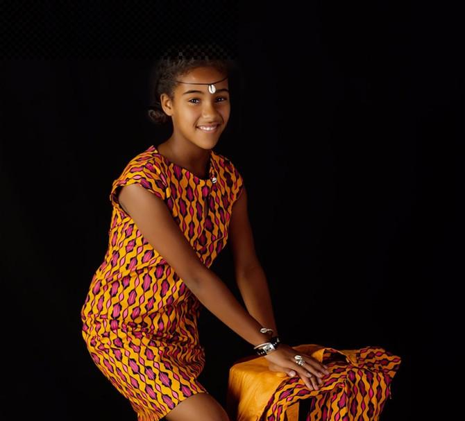 Mi herencia africana: los cauris