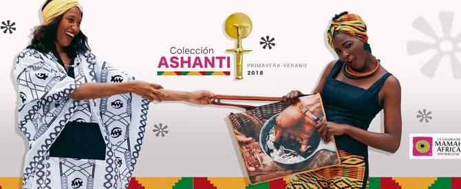 """Diseños con el corazón: colección """"ASHANTI"""" primavera/verano 2018"""