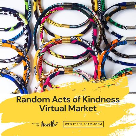 Random Acts of Kindness Market