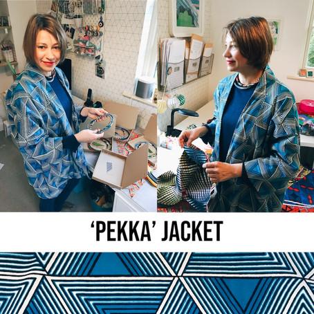 'Pekka' Jacket