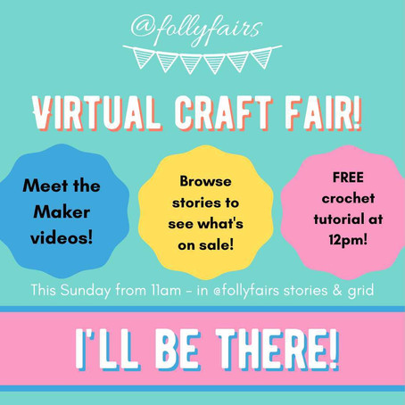 Folly Fairs Virtual Craft Fair