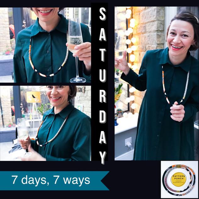 7 days, 7 ways