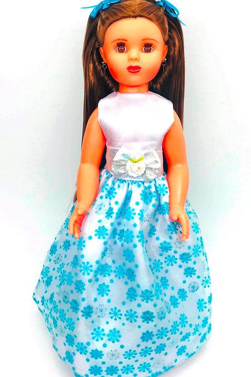 Juanita Vestido Largo