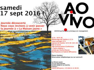 """performance artistique journée du patrimoine """"la citoyenneté"""""""