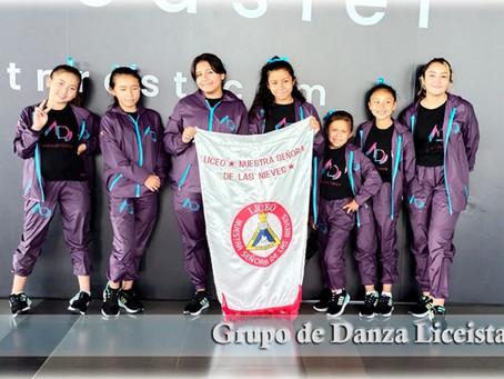 Grupo de Danza Liceista, Traspasando Fronteras!