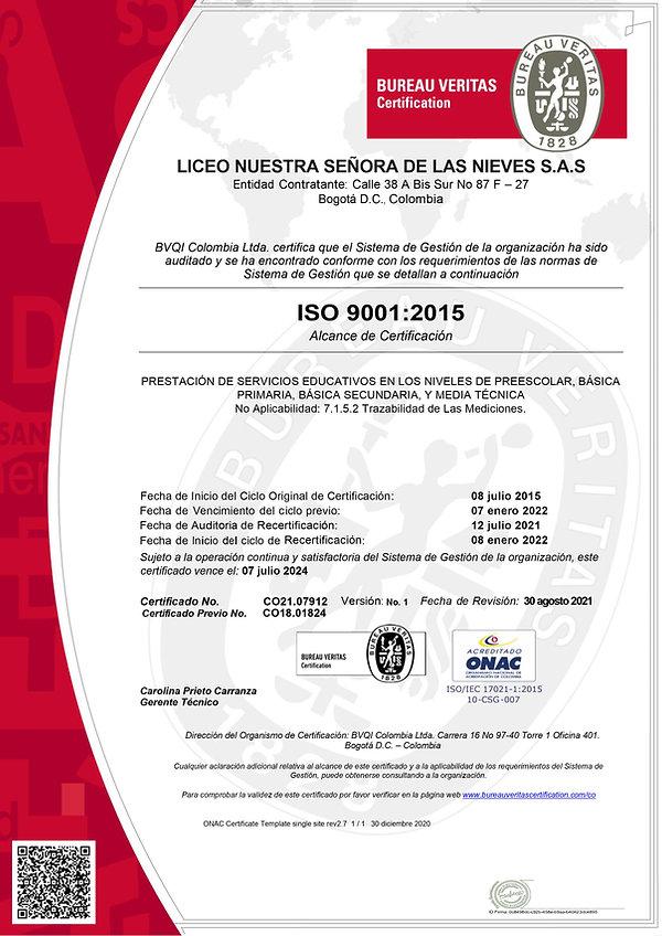 Certificado Bureau Liceo las Nieves 2021 - 2024.jpg
