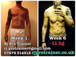 body transformation michael1
