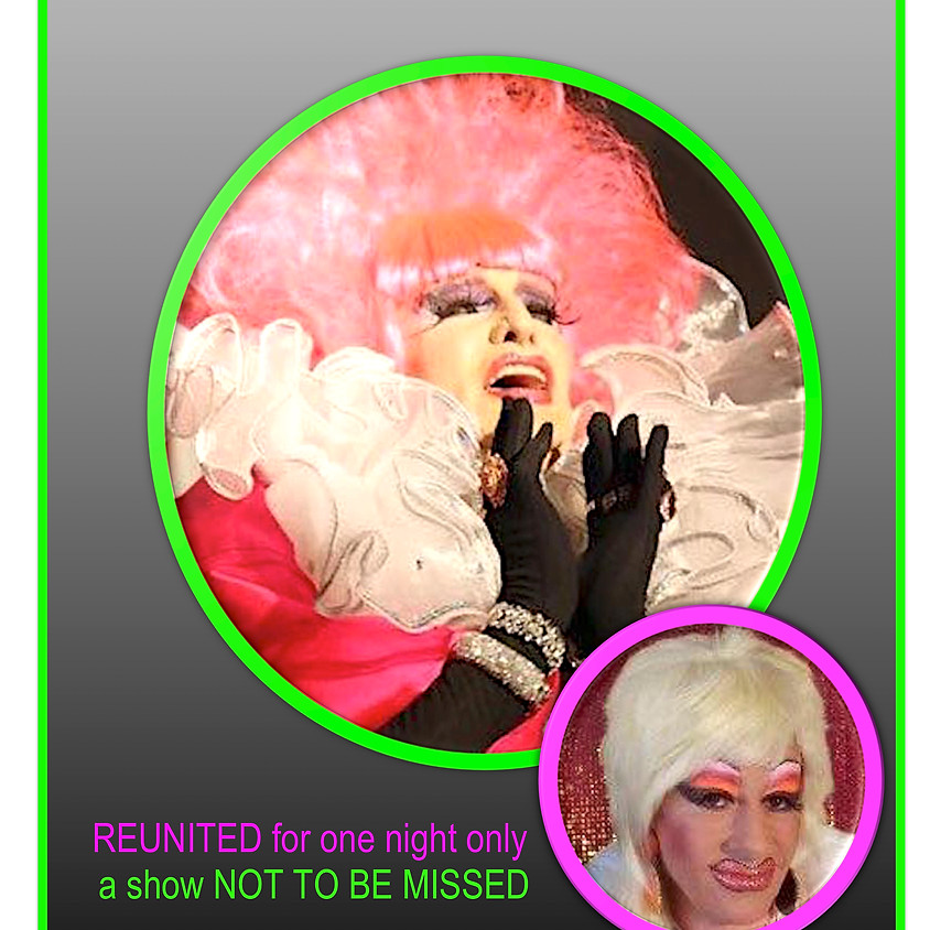 Claire's Pop Up Petit Cabaret presents Miss 3D and Sigourney