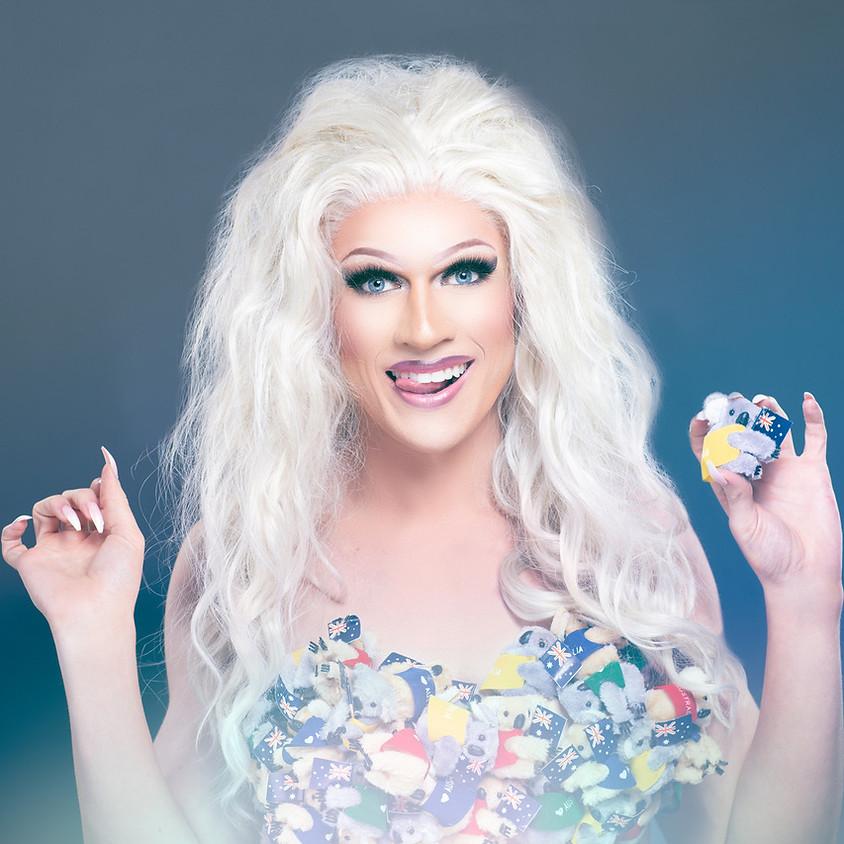Claire's pop up petit cabaret presents: KARLA BEAR aka DANIEL DOWNING