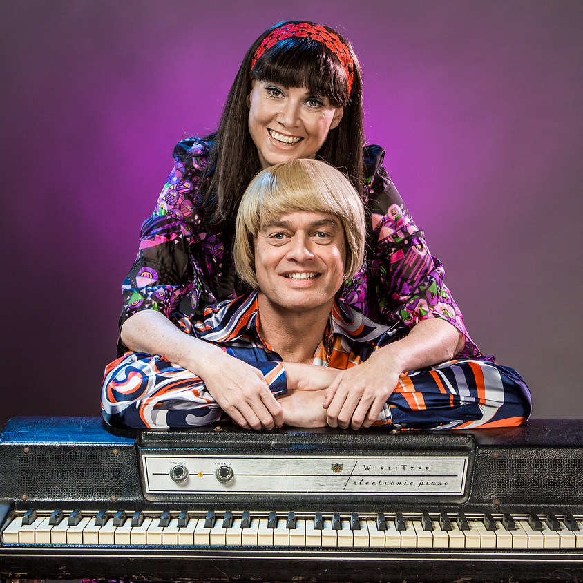 Claire's pop up petit cabaret presents The Carpenters from Kempsey