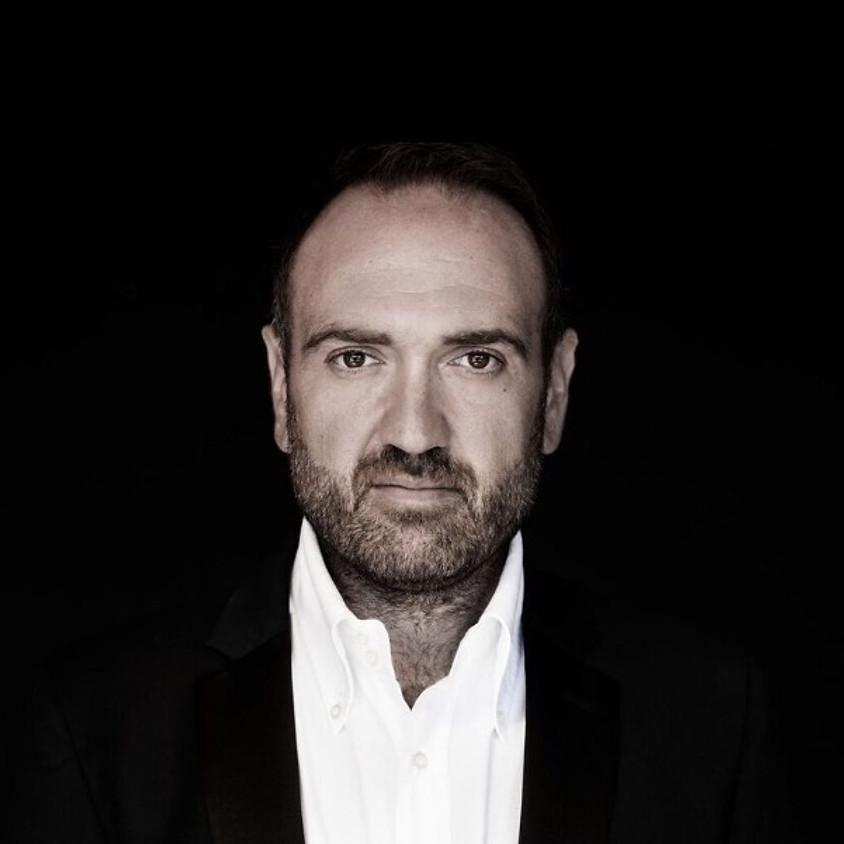 Claire's pop up petit cabaret presents tenor Gaetano Bonfante